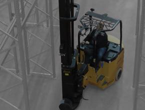 High Lift Bendi Articulated Forklift