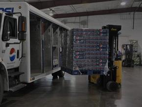 B55AC-Articulated-VNA-Forklift