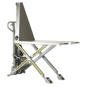 Stainless Steel High lift pallet truck