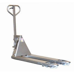 Stainless Steel Manual Pallet Truck
