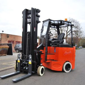 Secondhand Articulated Forklift
