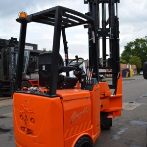 Used Mini Bendi Articulated Forklift Trucks for Sale